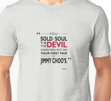 Sold Your Soul To The Devil Unisex T-Shirt