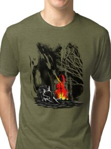Fate of the undead Tri-blend T-Shirt