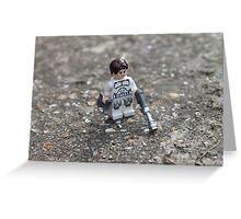 Lego Oblivion Greeting Card