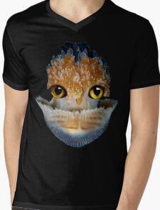 GALANTIS SEAFOX WATER Mens V-Neck T-Shirt