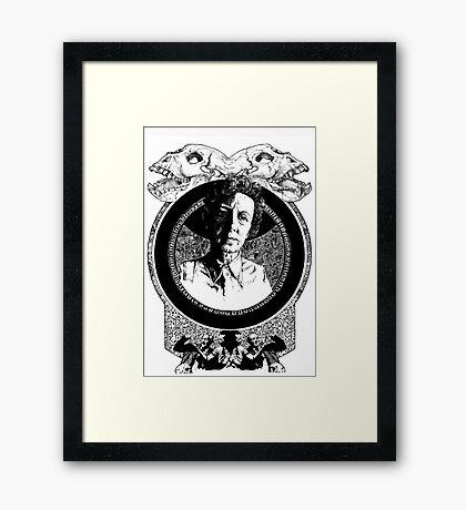 Mary Leakey Framed Print
