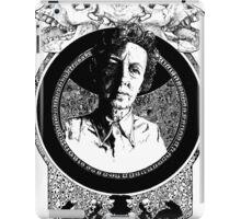 Mary Leakey iPad Case/Skin