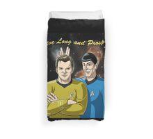 Star Trek - Kirk & Spock Duvet Cover