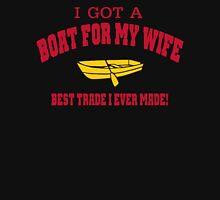 boat wife Unisex T-Shirt