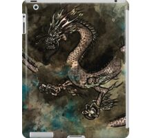 Ink painting of a dragon iPad Case/Skin