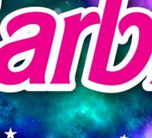 BARBIE universe Sticker
