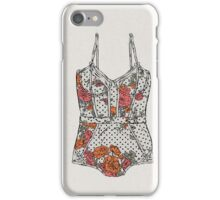 Lingerie-2 iPhone Case/Skin