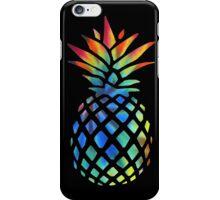 Hippy Pineapple - ONE:Print iPhone Case/Skin