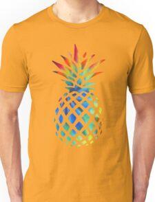 Hippy Pineapple - ONE:Print Unisex T-Shirt