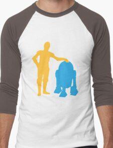 True Buds Men's Baseball ¾ T-Shirt