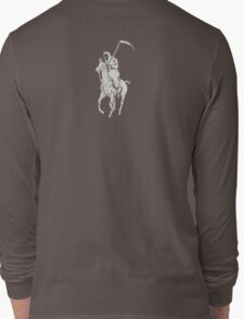 GRIM REAPER POLO BIG Long Sleeve T-Shirt