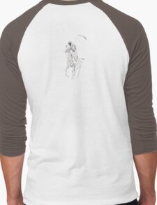 GRIM REAPER POLO BIG Men's Baseball ¾ T-Shirt