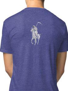 GRIM REAPER POLO BIG Tri-blend T-Shirt