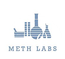 Walter White Meth Labs Photographic Print