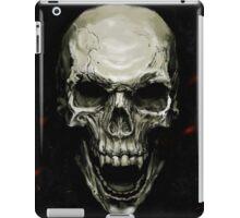 Undead Skull iPad Case/Skin
