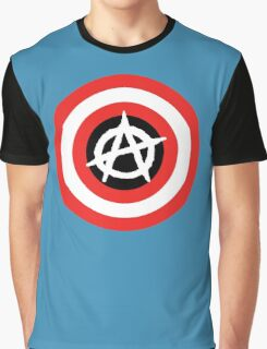 Captain Anarchy! Graphic T-Shirt