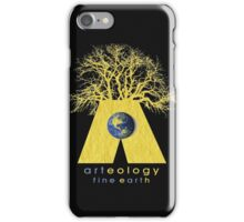 arteology tree 6 iPhone Case/Skin
