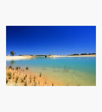 Champion Lake  Photographic Print