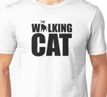 The Walking Cat Unisex T-Shirt