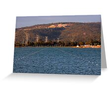 Champion Lake  Greeting Card