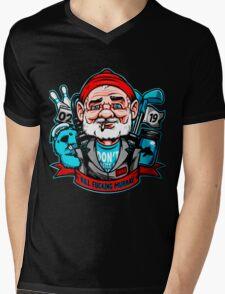 Bill Effing Murray Mens V-Neck T-Shirt