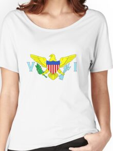 U.S. Virgin Islands Women's Relaxed Fit T-Shirt