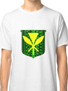 Tribal Kanaka Maoli Classic T-Shirt