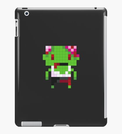Pixel Art Zombie iPad Case/Skin