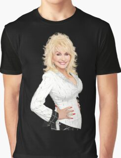 Dolly Parton Graphic T-Shirt