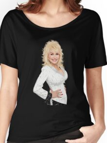 Dolly Parton Women's Relaxed Fit T-Shirt