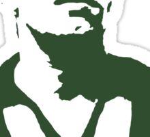 Mane Garrincha Football Soccer Star Brasil Sticker