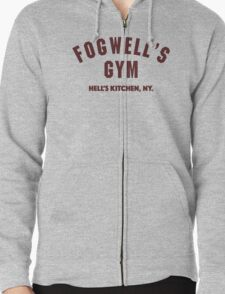 Fogwell's Gym, Hell's Kitchen – Daredevil, NY T-Shirt