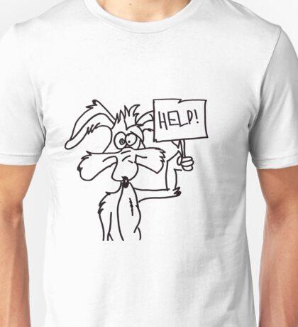 Help! Unisex T-Shirt