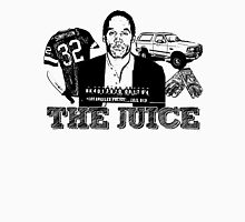 Sketchy OJ! Men's Baseball ¾ T-Shirt