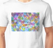 Having Butterflies in one's Stomach  Unisex T-Shirt
