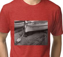 An old Spanish boat named Pere Tri-blend T-Shirt