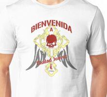 Gangster Totenkopf T-Shirts / Bienvenida a Ciudad Juarez Unisex T-Shirt