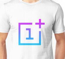 OnePlus Logo - Retro Style Unisex T-Shirt