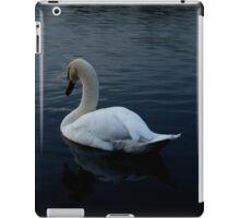 Lonely Swan iPad Case/Skin