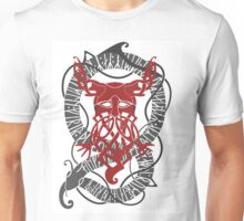Red Konung Unisex T-Shirt