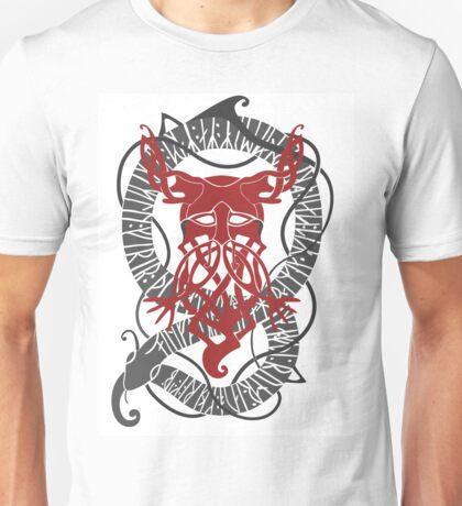 Red Konung Unisex T-Shirt