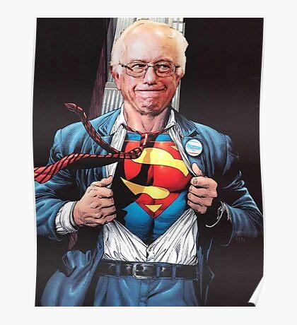 Super Bernie Poster