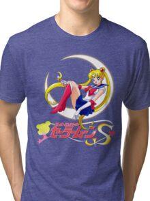 Sailor Moon Tri-blend T-Shirt