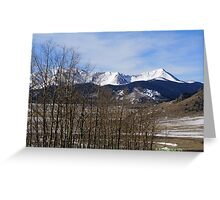 Rocky Top.... Greeting Card
