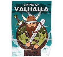 Viking of Valhalla Poster