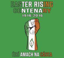 Easter Rising Centenary T Shirt 1916 - 2016 Baby Tee