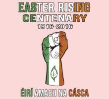 Easter Rising Centenary T Shirt 1916 - 2016 One Piece - Long Sleeve