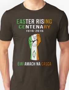 Easter Rising Centenary T Shirt 1916 - 2016 T-Shirt
