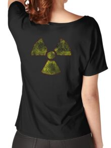 Radioactive Fallout Women's Relaxed Fit T-Shirt