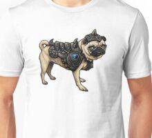 Battle Pug  Unisex T-Shirt